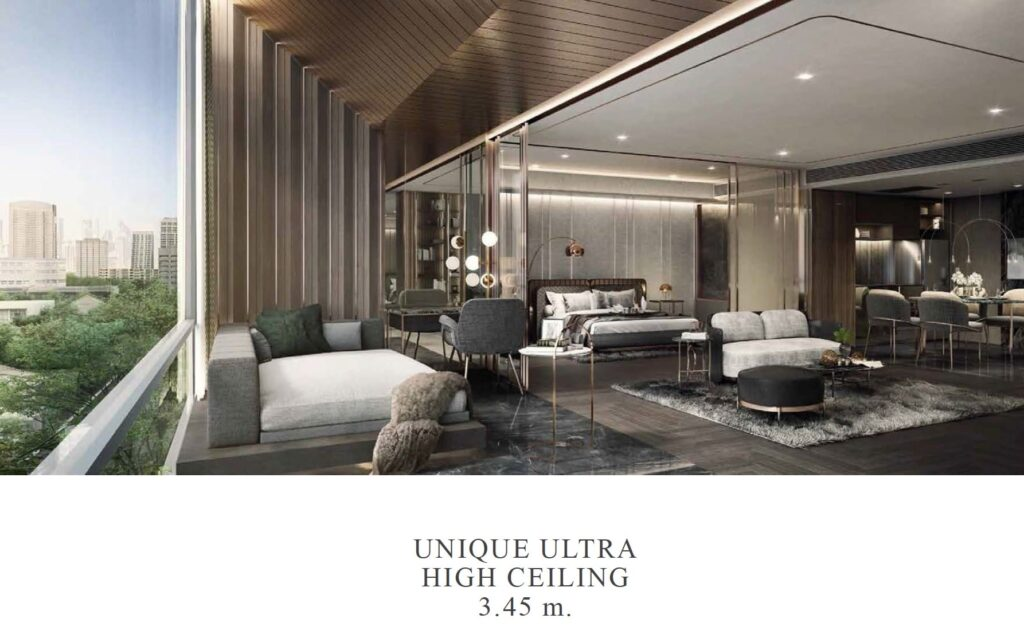 Walden-Thonglor-8-showflat-high-ceiling