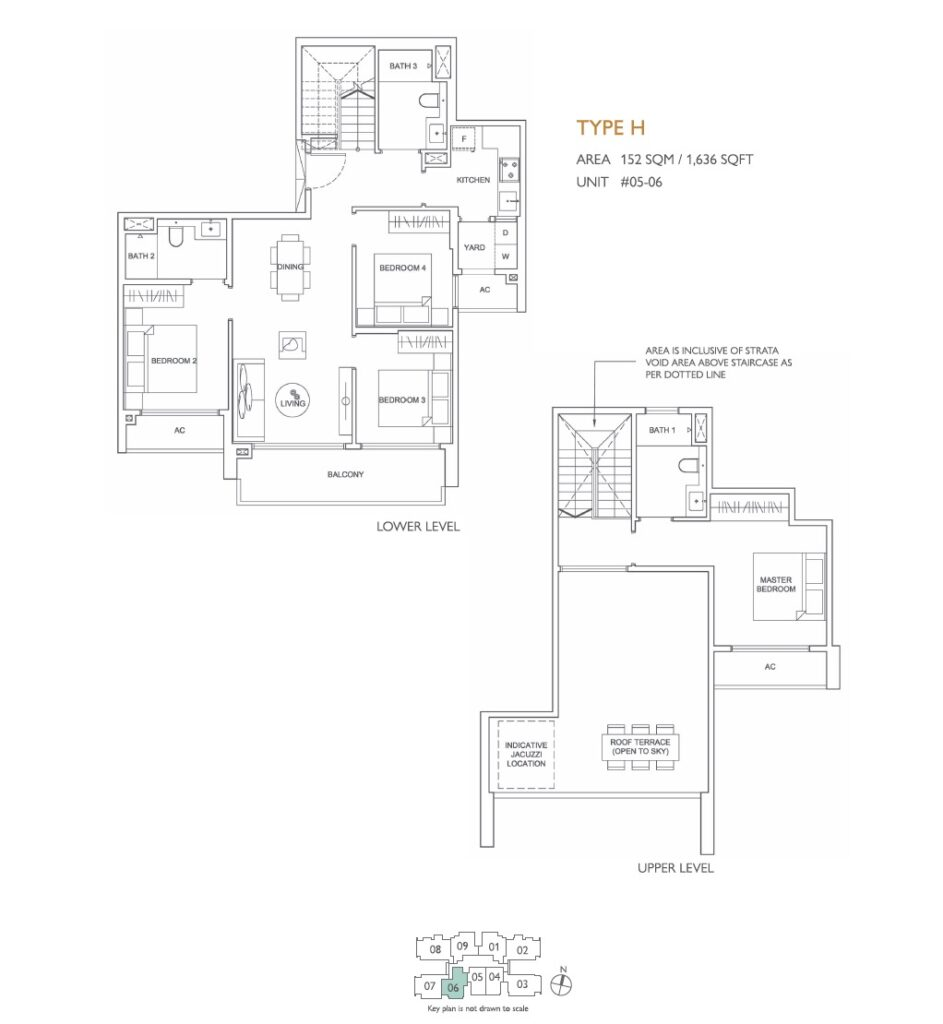 Infini-floor-plan-Penthouse