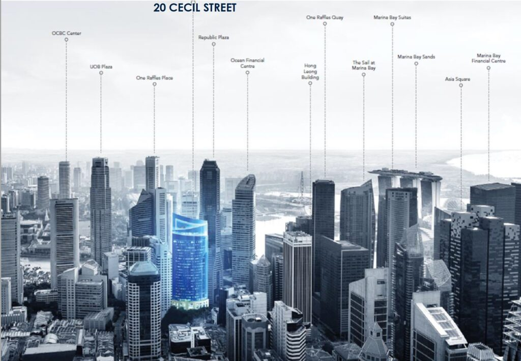 20 Cecil Street Building