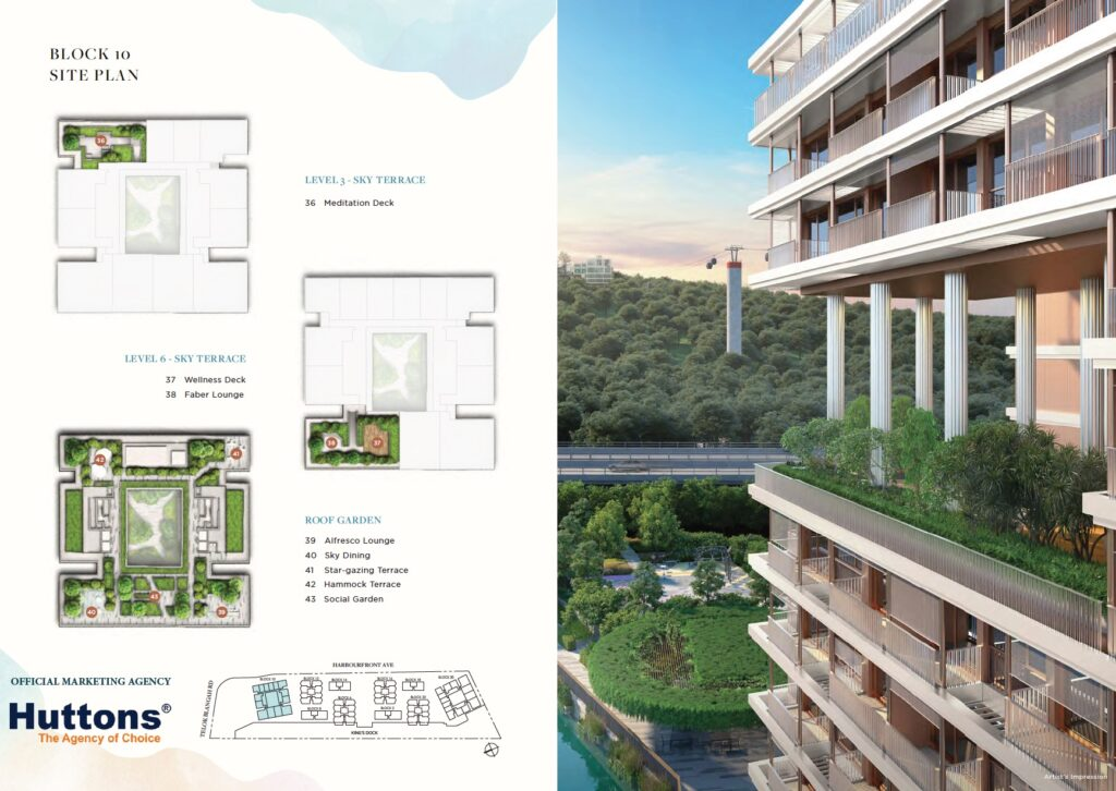 The-Reef-King's-Dock-Site Plan2