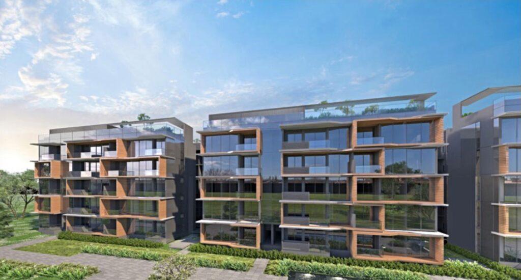 Peak Residence Tuan Sing Building