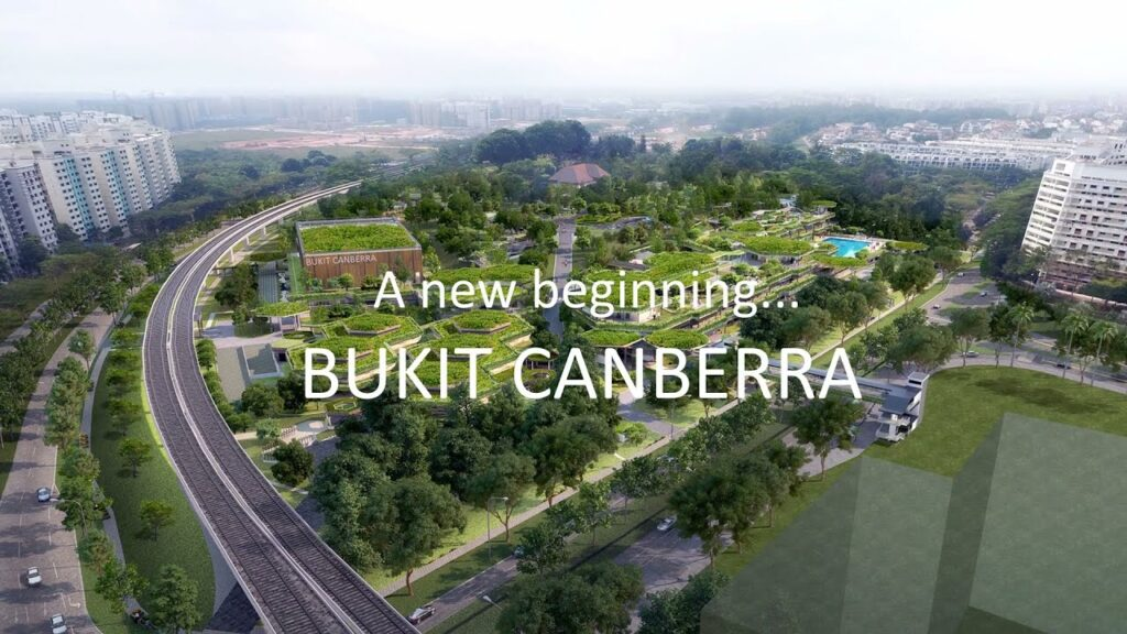bukit canberra new condo