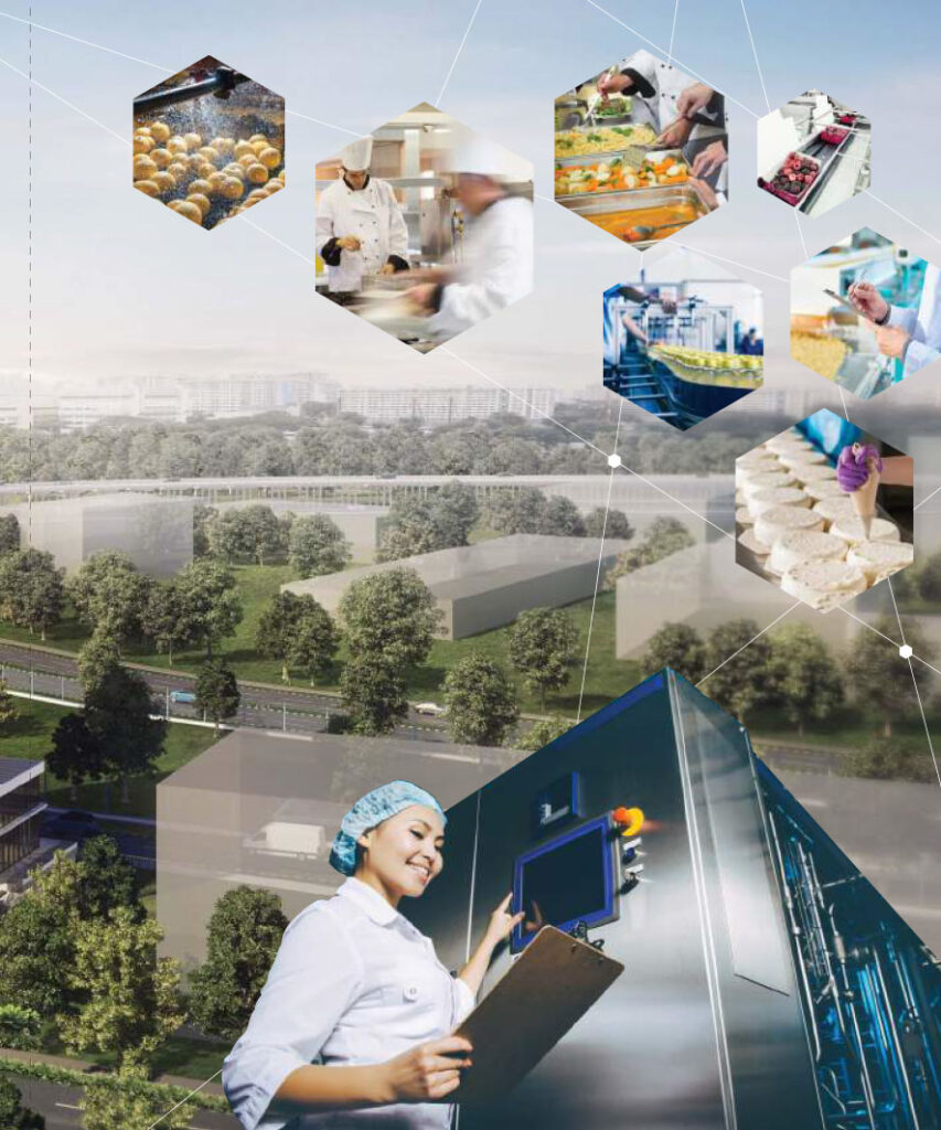 Citrine-foodland-poster